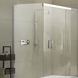 Matki EauZone Side Panel for Shower Enclosure