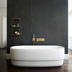 Ex.t Ribbon Freestanding Bath