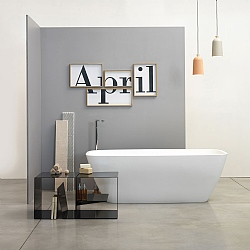 Ex.t April Freestanding Bath