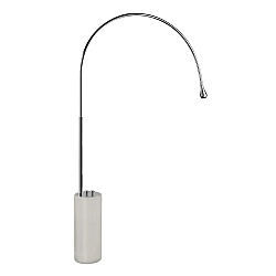 Gessi Goccia Freestanding Thermostatic Basin Mixer