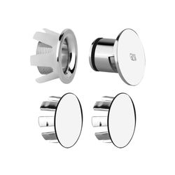 Gessi Goccia Fixings For Wall-Mounted Bidet