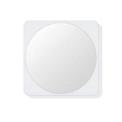 Hewi System 100 Square Mirror