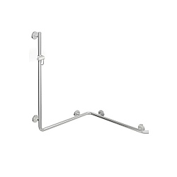 Hewi Shower Slide Bar & Grab Rail White