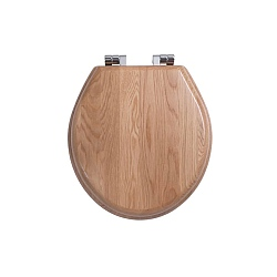 Henley Oval Soft-Close Toilet Seat For Wall Hung Pans