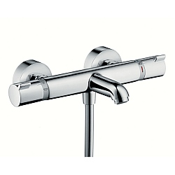 Hansgrohe Ecostat Comfort Exposed Thermostatic Bath Mixer