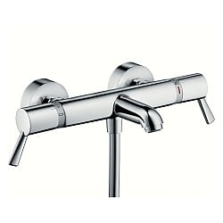 hansgrohe Ecostat Comfort Care Exposed Thermostatic Bath Mixer