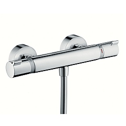 hansgrohe Ecostat Comfort Exposed Thermostatic Shower Mixer