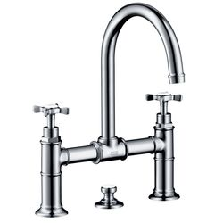 Hansgrohe Axor Montreux 3-Handle Basin Mixer