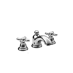 Axor Carlton 3-Piece Basin Mixer