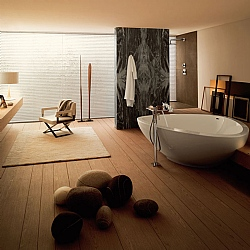 Axor Massaud Freestanding Bath