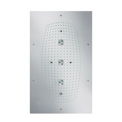 Hansgrohe Raindance Rectangular Rainmaker