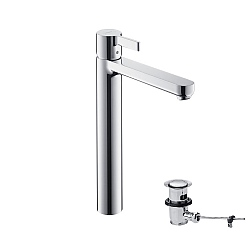 Hansgrohe Metris S Tall Single Lever Basin Mixer