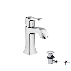 Hansgrohe Metris Classic Single Lever Basin Mixer
