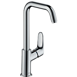 hansgrohe Focus 240mm Basin Mixer
