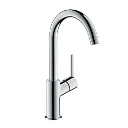 hansgrohe Talis S Single Lever Basin Mixer 210