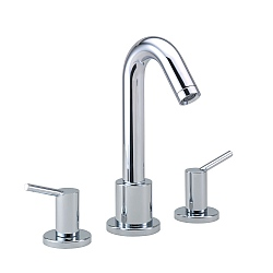 Hansgrohe Talis 3-Piece Bath Mixer With Lever Handles