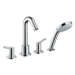 Hansgrohe Talis 4-Piece Bath Shower Mixer