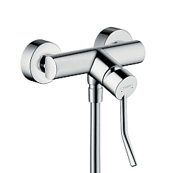 Hansgrohe Talis Exposed Single Lever Shower Mixer With Extra Long Handle