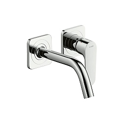 AXOR Citterio M Wall-Mounted Basin Mixer