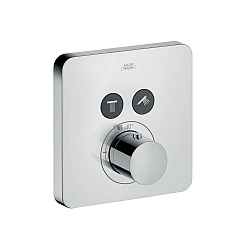 Hansgrohe Axor Citterio E Shower Select Valve For 2 Outlets