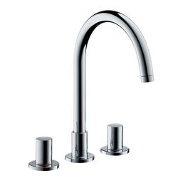 Axor Uno 3-Piece Basin Mixer