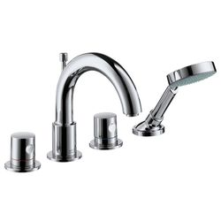 Axor Uno 4-Piece Bath Filler