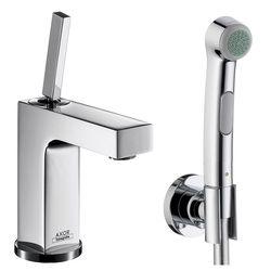 Hansgrohe Axor Citterio Mono Bidet Mixer With Bidet Spray