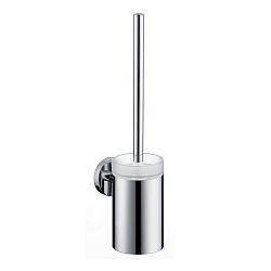 hansgrohe Logis Toilet Brush With Holder