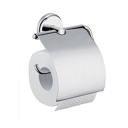 Hansgrohe Logis C Toilet Roll Holer With Lid