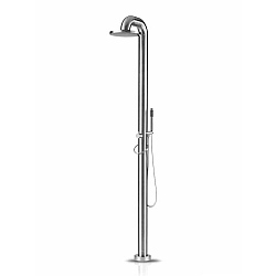 JEE-O Fatline Freestanding Shower Mixer And Handshower