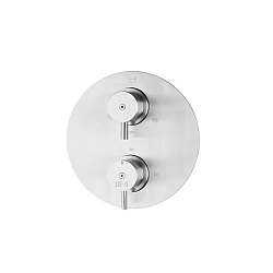 JEE-O Slimline Thermostatic Shower Valve And Diverter