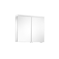 Keuco Royal Reflex 2 Door Illuminated Mirror Cabinet