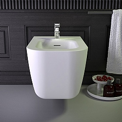 K-Stone Glam Wall-Mounted Bidet