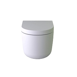 K-Stone Prime Wall-Mounted WC with Soft-Close Seat