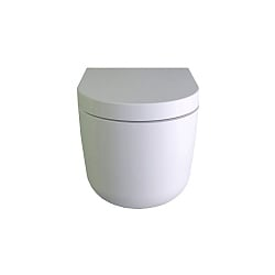 K-Stone Pride Wall-Mounted WC with Soft-Close Seat