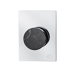 Marmo Manual Shower Valve Black