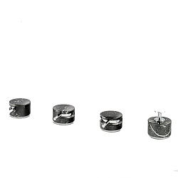 Marmo 4-Piece Bath Filler Black