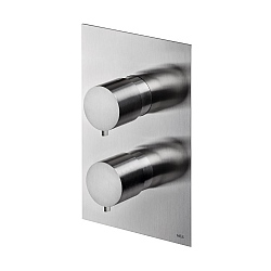 MGS Thermostatic One Way Dual Control Shower Valve