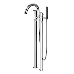 MGS Freestanding Bath Shower Mixer