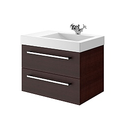 Zone 2-Drawer Unit 750 x 500mm Left Hand