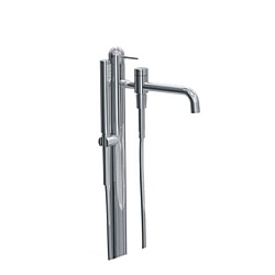 Bisazza Organico Freestanding Bath Shower Mixer
