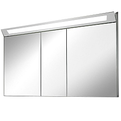 Schneider Capeline 3 Door Illuminated Mirror Cabinet