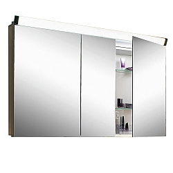 Schneider Paliline 3 Door Illuminated Mirror Cabinet