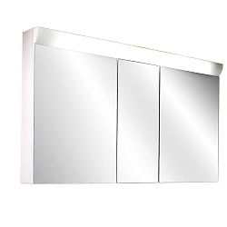 Schneider Wangaline 3 Door Illuminated Mirror Cabinet