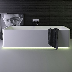 K-Stone Shine Freestanding Bath