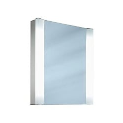 Schneider Splashline 1 Door Illuminated Mirror Cabinet