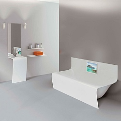 Aquamass Strip Wall Bath