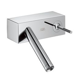 Hansgrohe Axor Starck x Wall-Mounted Single Lever Basin Mixer