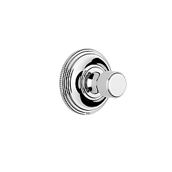 Samuel Heath Style Moderne Circular Robe Hook