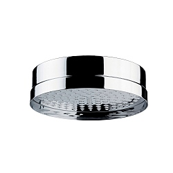 Samuel Heath Style Moderne Round Wall Mounted Shower Head
